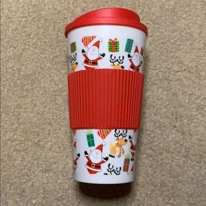 Christmas travel coffee mug